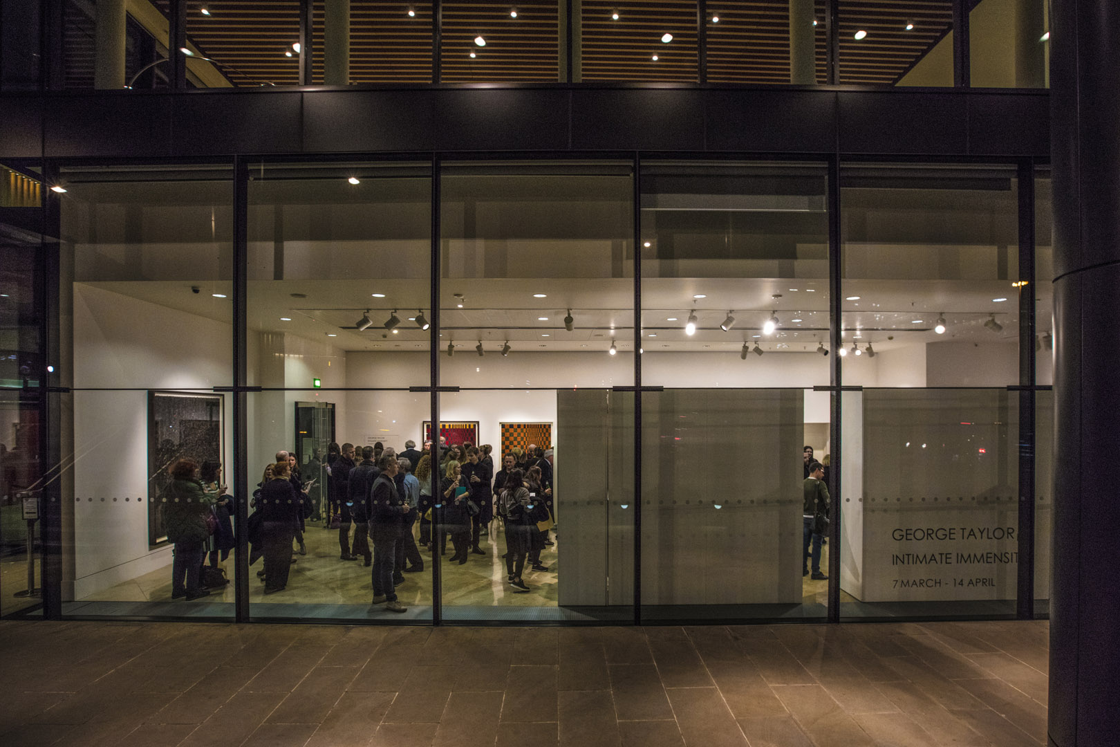 Intimate Immensity Private View at Pangolin London